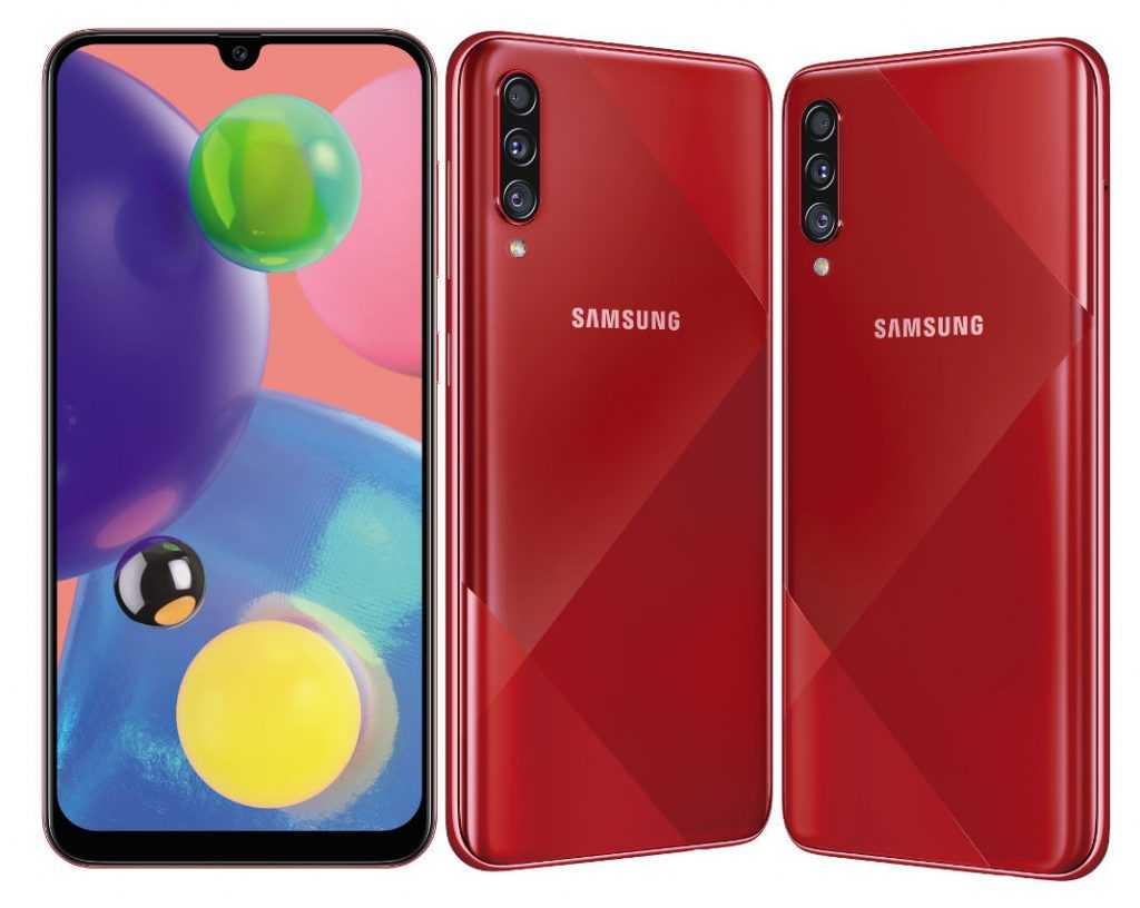 Samsung Galaxy A70s Cep Telefonu Nedir?