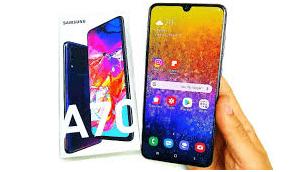 Samsung Galaxy A70 128 GB Cep Telefonu ve Özellikleri