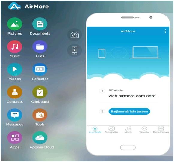 Airmore Uygulaması Ne İşe Yarar