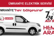 İstanbul ümraniye elektrikçi