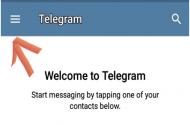 Telegram Dili Türkçe Yapma