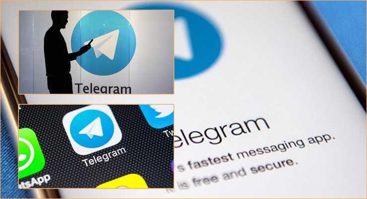 Telegram silinen grupları geri getirme